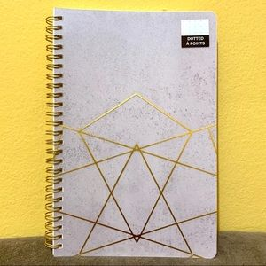 Bullet journal 160 p dotted notebook Hilroy soft